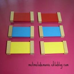1ère boîte de couleurs