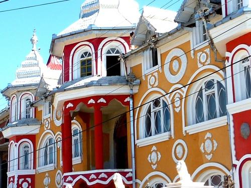 Draculaland (euh..Roumanie)