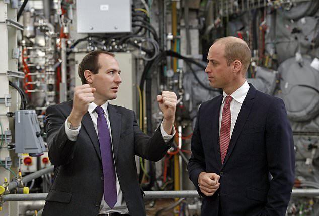 UK Atomic Energy Authority at Culham