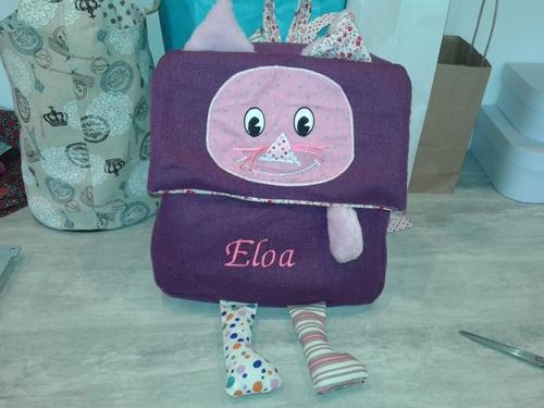 sac à dos pour ELOA