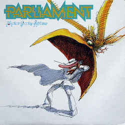 Parliament - Motor Booty Affair - Complete LP