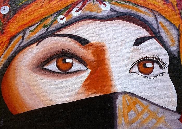 Art de la peinture au Maroc