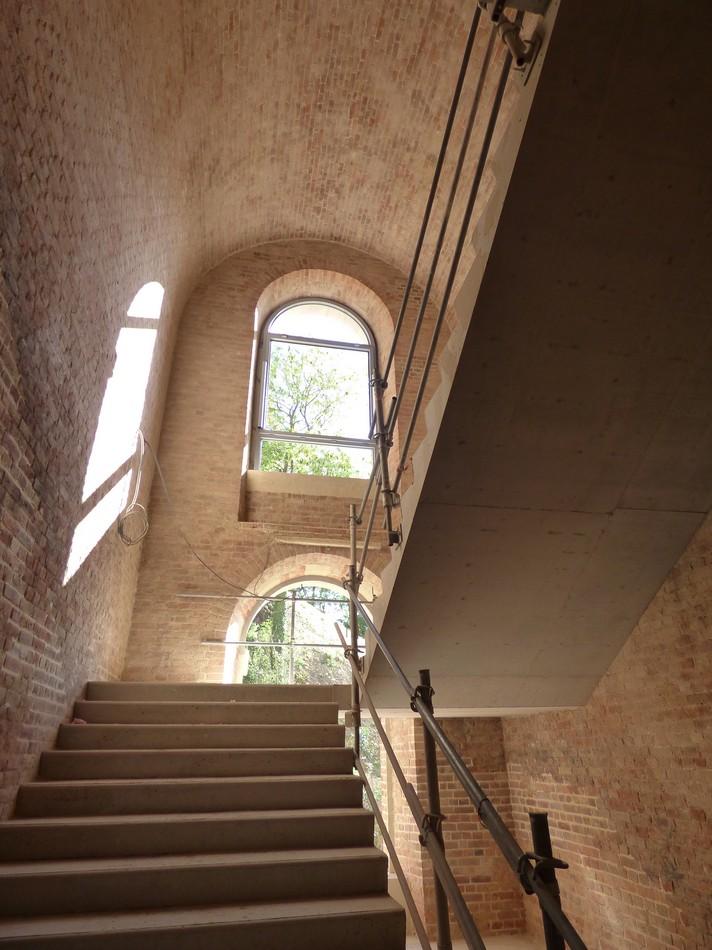 A l'intérieur de la Citadelle