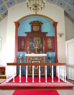 Les église du sud de K à R