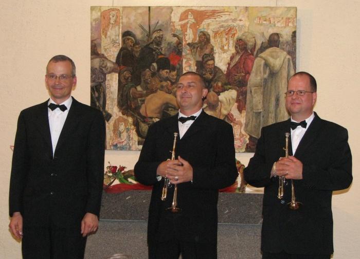 8 juillet 2011 : Concert trompettes et orgue