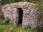 cabane en pierres