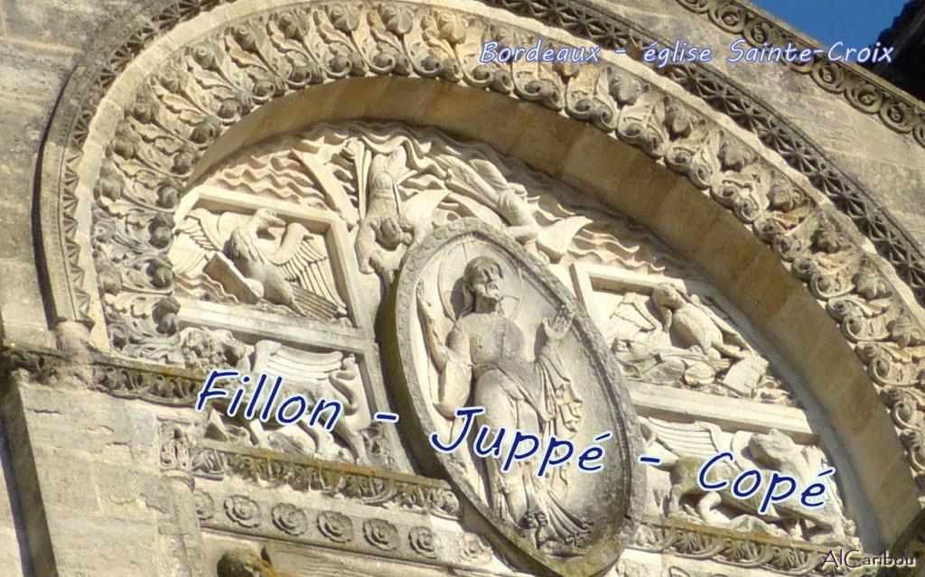 Fillon - Juppé - Copé
