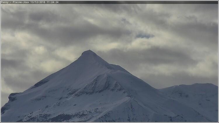 Photos Webcam Plaine-Joux : la saison s'annonce bien !!