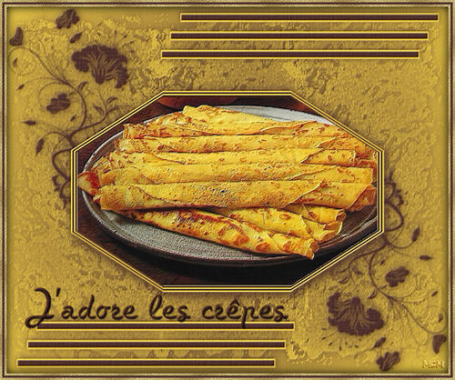 CREPES DE LA CHANDELEUR