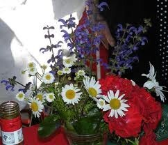 bouquet 14 juillet