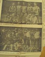 cOUPE 1982-1983 NADIT en filles et MPA en Garçons