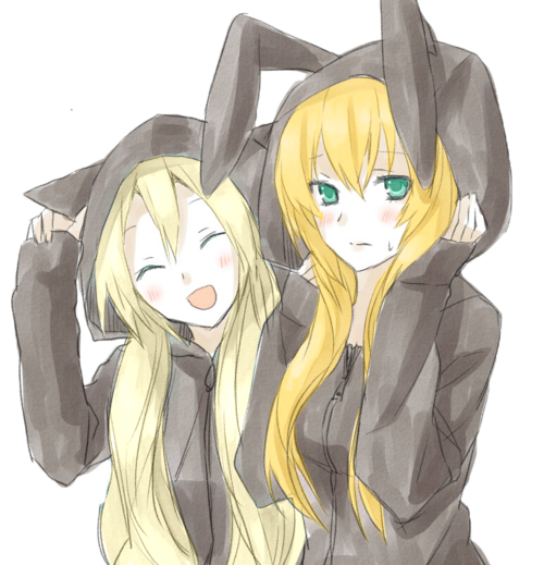 Usagi & Neko Sweet~
