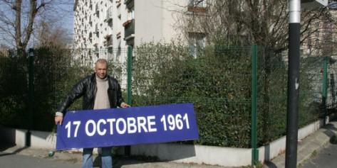 Lille  Une cérémonie du souvenir  pour les victimes du 17 octobre 1961