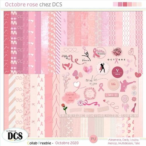 OCTOBRE ROSE pour DCS