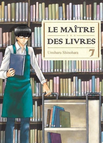 Le Maître des livres - tome 7 (2015)