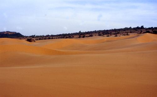 Dune de Mui Né et retour sur Ho Chi Min