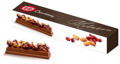 KitKat se met aux mendiants