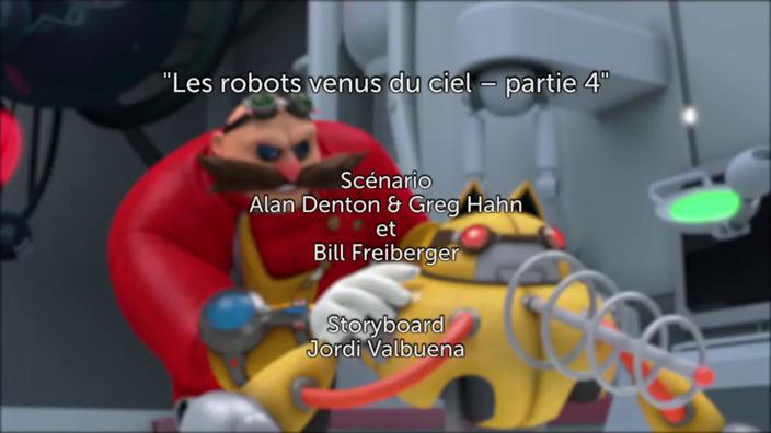 Sonic Boom - 2x24 - Les robots venus du ciel - Partie 4