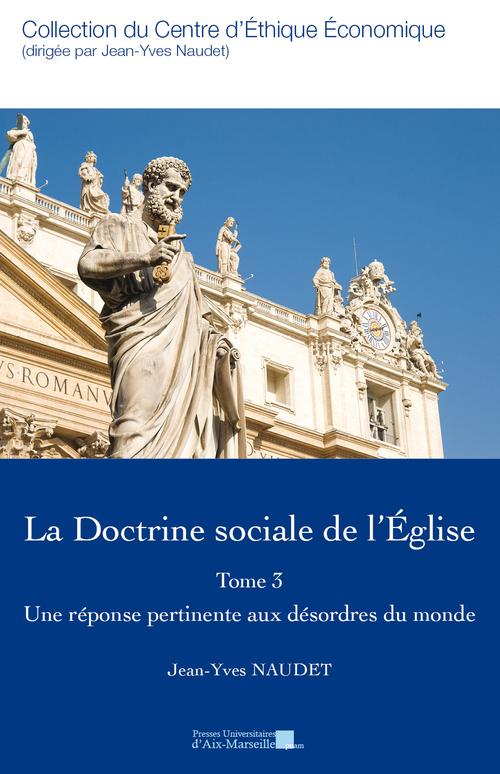 OUVRAGES SUR LA DOCTRINE SOCIALE DE l'EGLISE