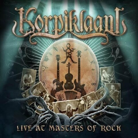 KORPIKLAANI - Les détails du premier Blu-ray/DVD/CD live