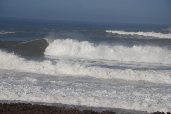 L'océan gronde