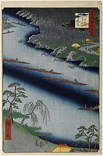 Du côté d'Ôji et de Kawaguchi