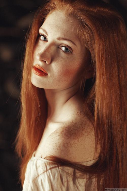 Portrait de femme!