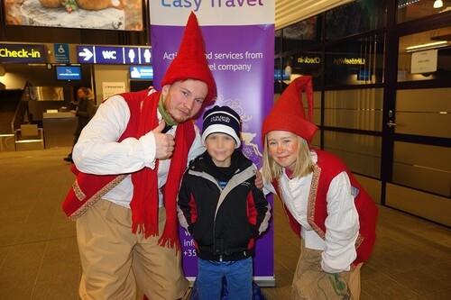 Voyage Laponie Vivatours lutins Père Noël
