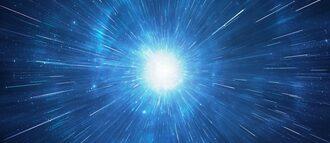 La vitesse de la lumière pourrait avoir dépassé celle de la gravité