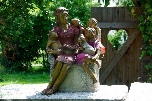 Sylvie Ramu la sculpture du quotidien