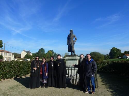 Des orthodoxes en Vendée....