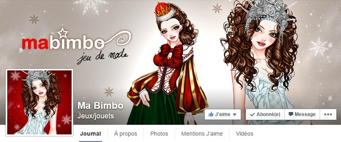 Facebook Ma Bimbo - Photos de profil et de couverture