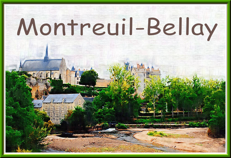 Montreuil-Bellay