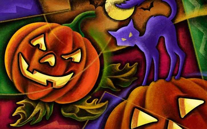 Halloween: 15 images d'Halloween avec son