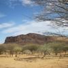 mauritanie route de l\'espoir deuxième bivouac 1