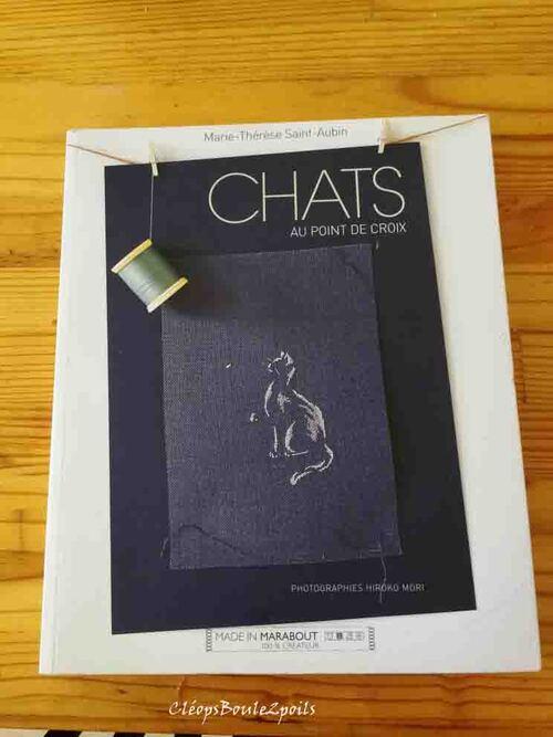 """chats """"au point de croix"""""""