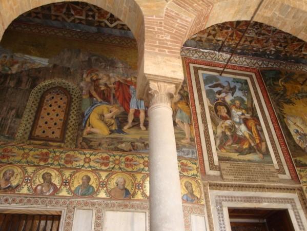 Palerme, Chapelle Palatine 2