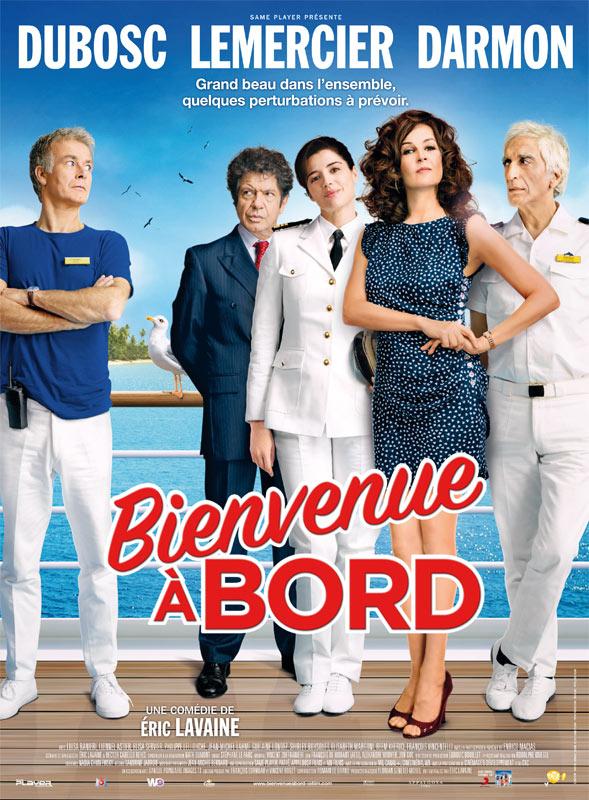 Achat Bienvenue à bord en Blu Ray - AlloCiné