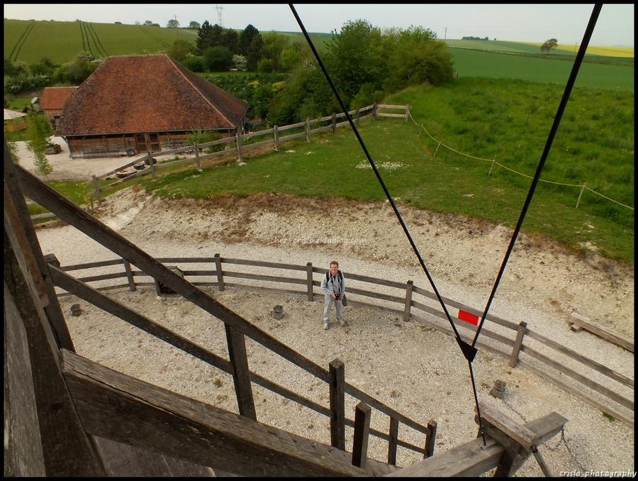le moulin à vent de Dosche