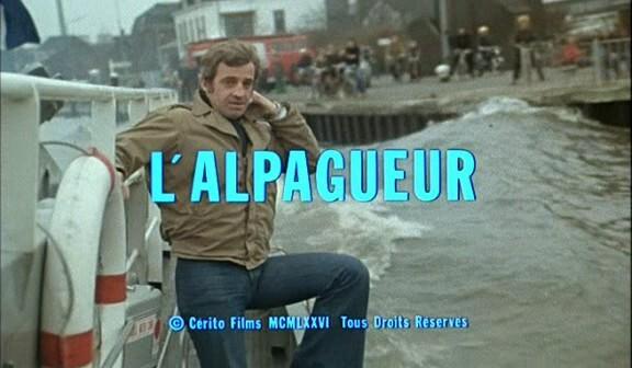 L'ALPAGUEUR - JEAN PAUL BELMONDO