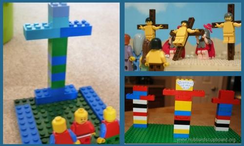 Les Evénements de Pâques en Lego