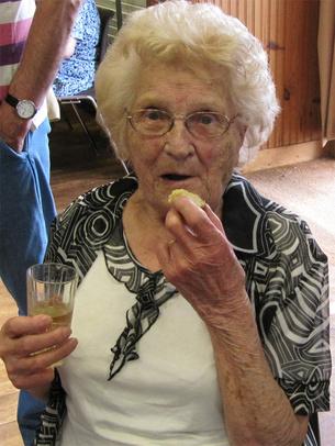Hommage à la longévité et aux familles
