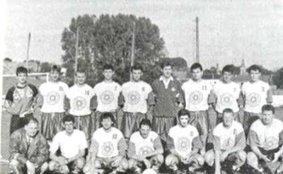 Bioul - Équipe de football 1996 de la Division III B.