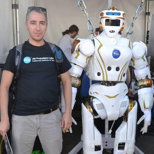 Dr FaridKendoul: Ce génie algérien de la technologie autonome de drones et des start-up