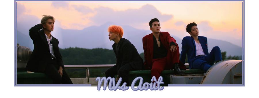 Bilan | MVs Août 2019
