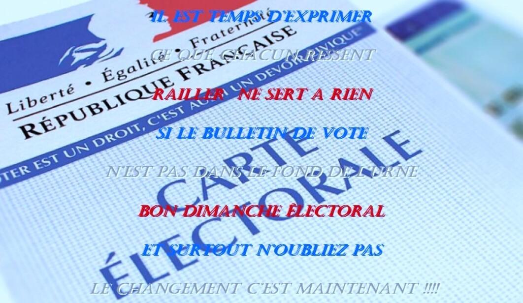 RÉFLEXION DE LA SEMAINE 06/12/2015
