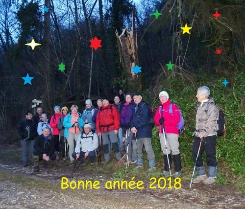 """""""Les Trois Entrées"""" - Mercredi 03 janvier 2018"""