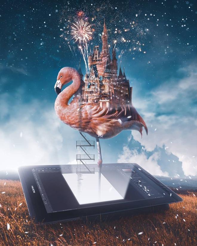 photo manipulation crane