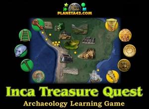 Jouer à Inca treasure quest