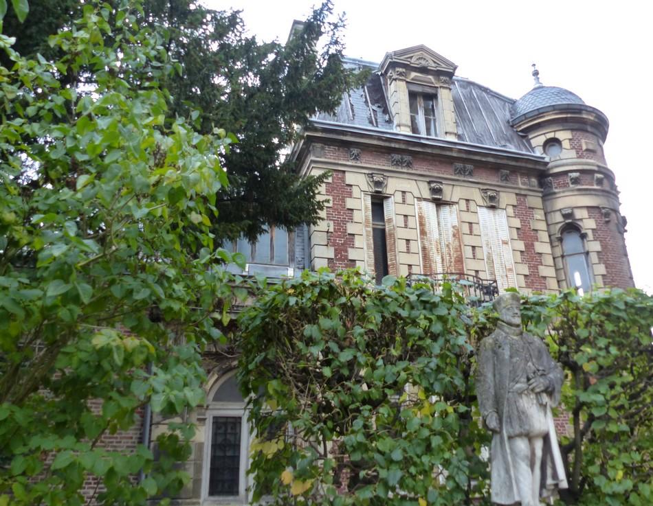 Qui s'occupe de notre Hôtel de Berny ?